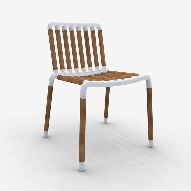 Wooden Chair Lakeland Lighting