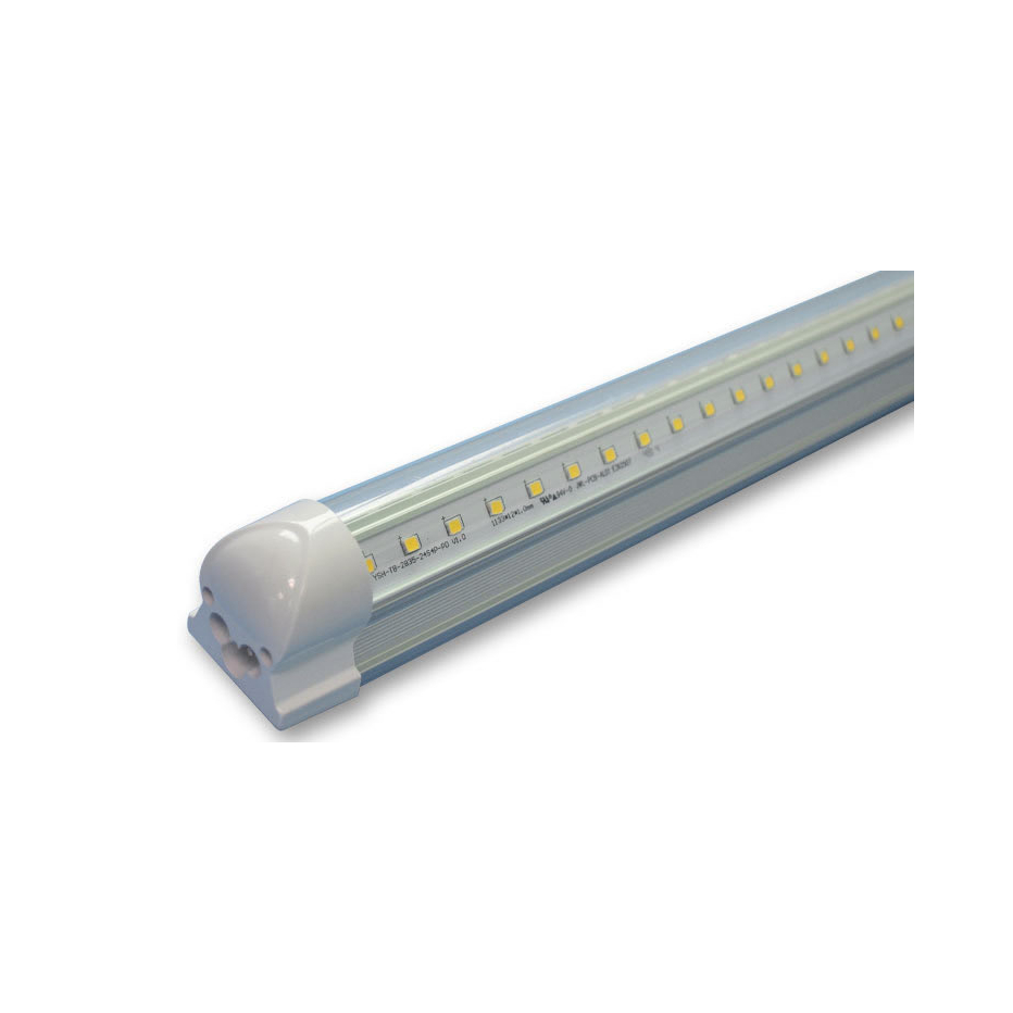 8' LED Itegrated tube, 60W, 7800 Lm