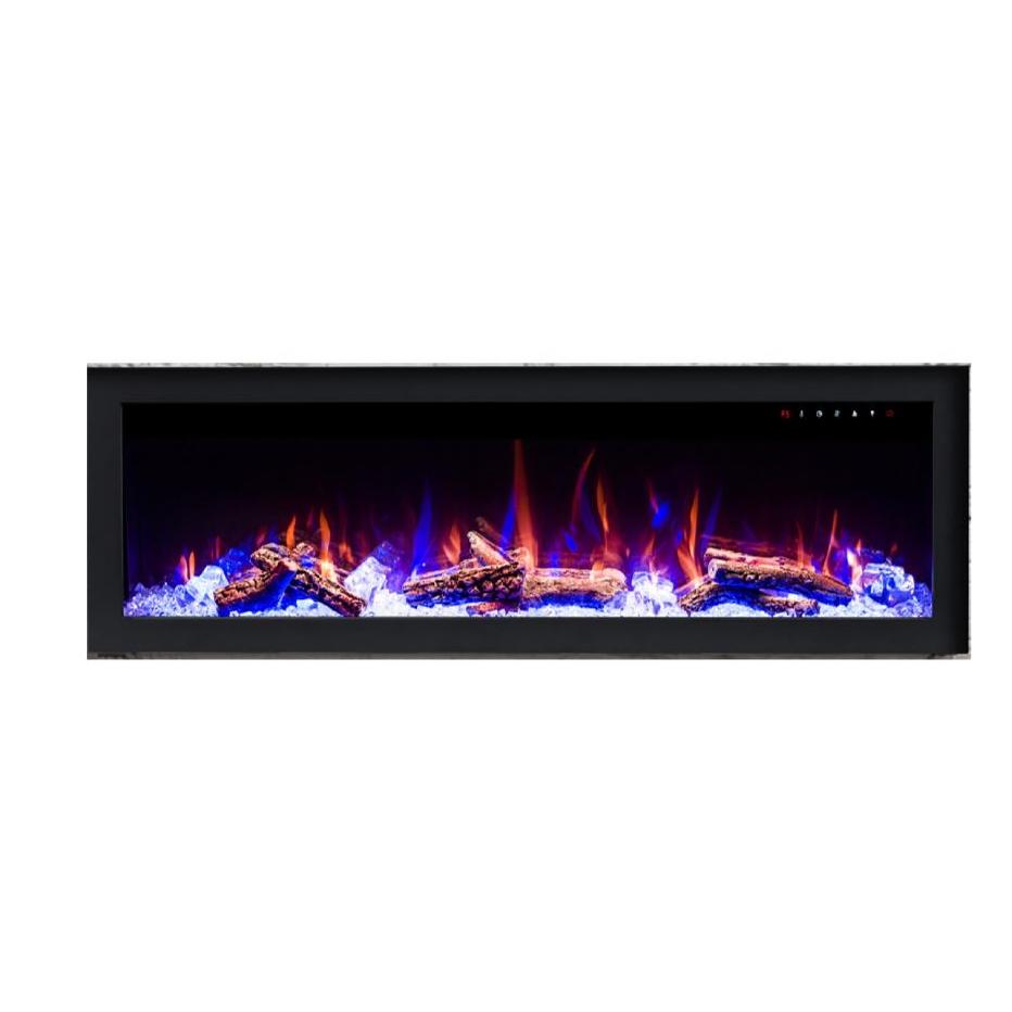 Wall Mount LED Fireplace
