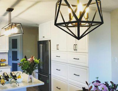 residential lighting project alberta